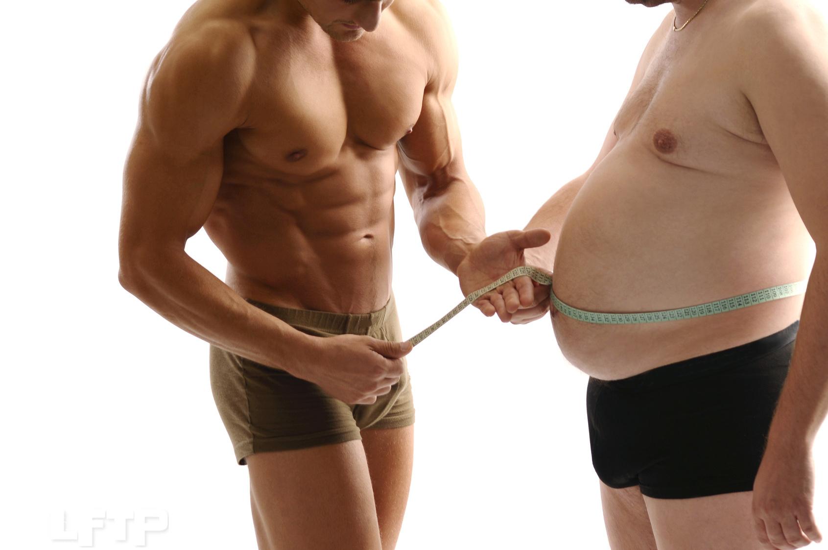 как быстро сбросить вес с содой